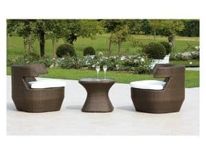 Picture of MAMBO LOUNGE, seat and table for outdoor use
