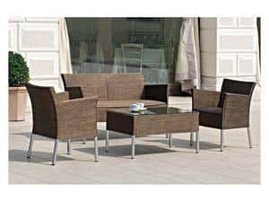 Picture of SURABAYA LOUNGE, coordinated outdoor furniture