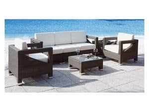 Picture of TEOREMA LOUNGE, outdoor set