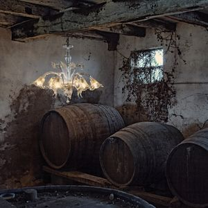 Accadue L0090-6-CK, 6 lights chandelier in Venetian style