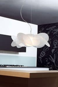 Picture of BEA suspension lamp, elegant lamp