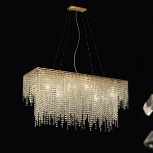 Crystal Dream R SS4085R-110x30x55-K1, Crystal pendant lamp for hotels