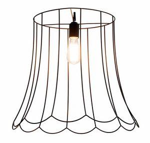 Lucilla SE651VN, Minimal chandelier in iron