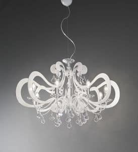 Picture of Ornella ceiling lamp, chandeliers