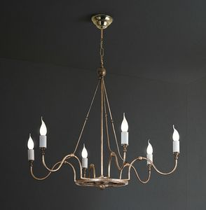 Pendant lamps and chandeliers