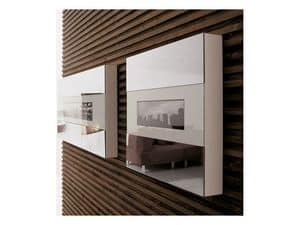 Picture of F53X108 Quadro fascia acciaio, wall decoration