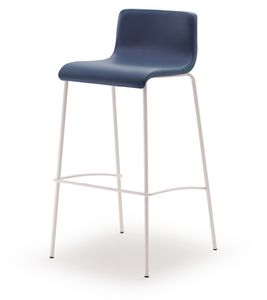 SG 353, Fixed stool with wooden seat