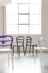 Picture of s34 lilly, plastic chairs