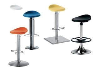 Picture of Fusioni F0508, plastic design barstool