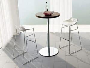Picture of JAM CS/1034, plastic design barstool