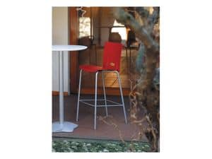 Picture of Viola stool, modern barstool