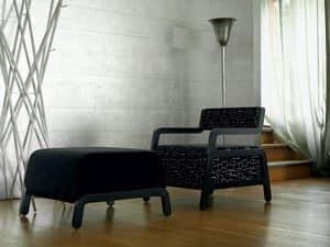 Picture of MOKI POUF, modern seat