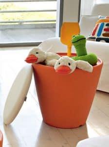 Sofas stuffed seats • Poufs • Modern