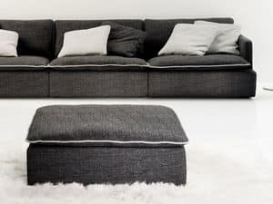 Picture of Paramount pouf, footrest or pouf