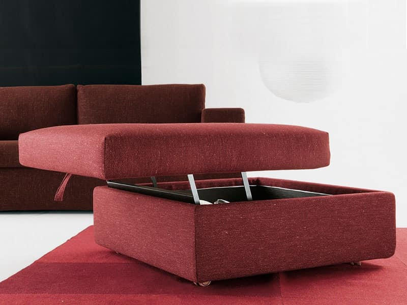 Pat pouf by Milano Bedding - Low seats, Modern seats, Upholstered ...