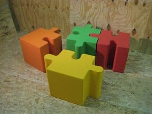 Picture of PUZZLE by SIX-INCH, modern seats