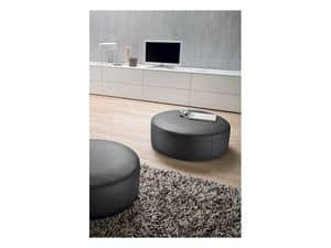 Picture of QUBO, footrest or pouf
