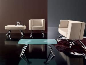Picture of SPIDER pouf, modern seats