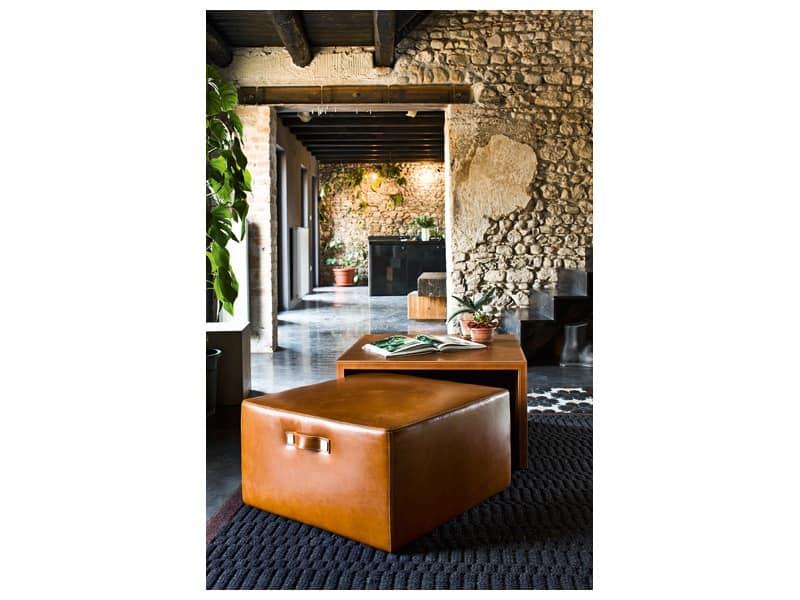 T Siedi? Pouf by Midj Srl - Upholstered seats, Modern seats ...