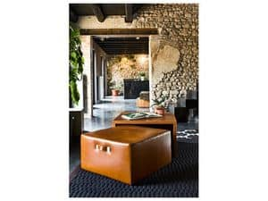 Picture of T Siedi? Pouf, upholstered seats