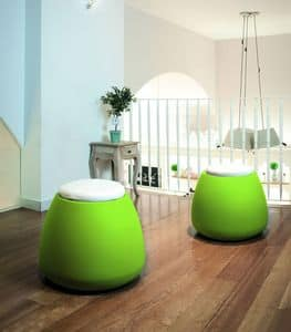 Picture of Tabasco pouf, modern-seat