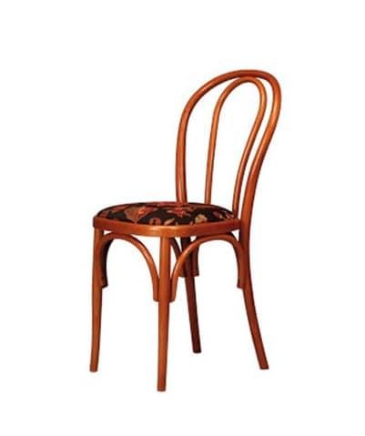 103, Chair in bent beechwood, for restaurants