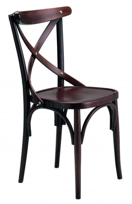 Croce, Bentwood chair ideal for pub, bar, restaurant