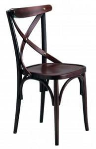 Croce, Bentwood chair ideal for pub, bar, restaurant