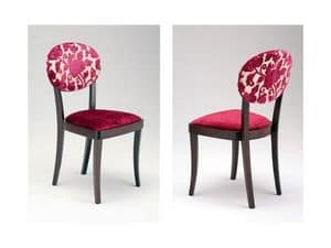 Picture of Margot, chairs with wooden back