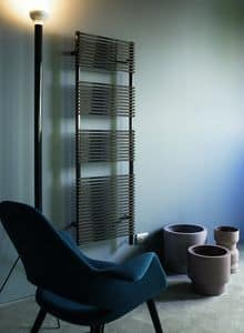 Bath 14, Radiator for bathroom, available in various colors