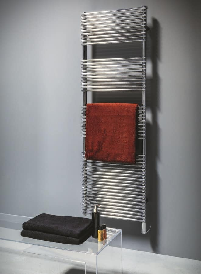 Radiator For Bathroom Available In Various Colors Idfdesign