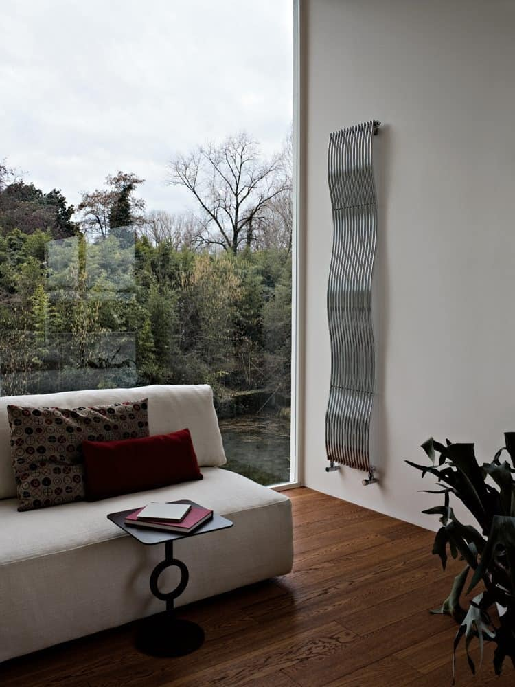 Radiator Design With A Sleek Shape Operate With Water IDFdesign