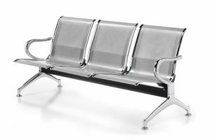 Ala 293, Bench for sheet metal with chromed arms