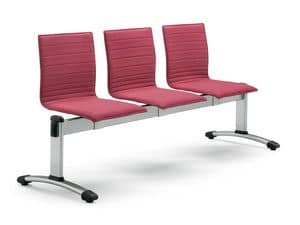 Picture of New Age bench, modular seat