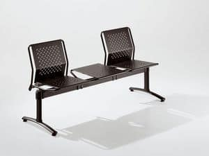 Picture of Steel, sectional seats