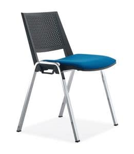 Picture of UNIX UN111C, metal base chairs