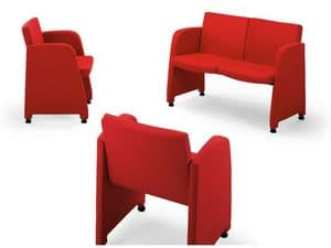 Picture of BEAT BE700, modern stuffed armchairs