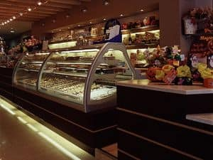 Picture of Ai Portici refrigerated counter, display counters