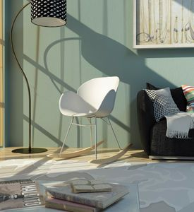 Art. 392 Ergo, Rocking armchair for relaxation