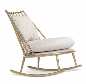 Picture of Aurora armchair, rocking chair