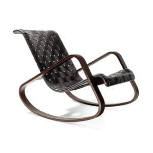 Picture of Dondolo, cantilever chairs