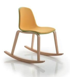 EPOCA EP2D, Modern rocking chair ideal for relax zone