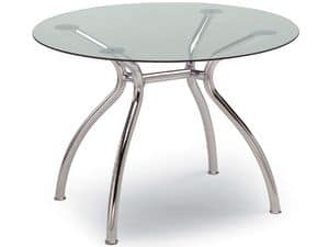 Picture of Elise round, rounded dining tables
