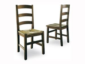 Picture of 1684, chairs in fir or pine wood