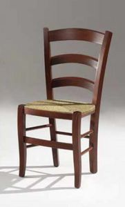 Asti, Rustic chair for tavern