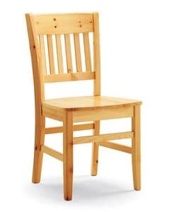 Picture of Dora, solid wood chair