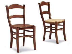 Picture of MAROCCA 43 L, solid wood chairs