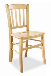 Nizza, Rustic chair for farm restaurant