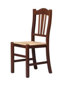 Picture of R05, rustic wooden chair