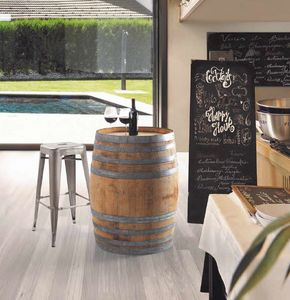 Botte, Barrel usable as a table for wine bars